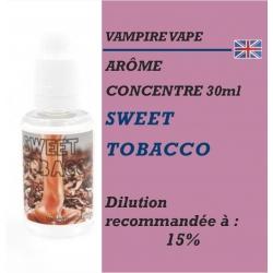 VAMPIRE VAPE - SWEET TOBACCO - 30 ml