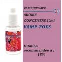 VAMPIRE VAPE - ARÔME VAMP TOES - 30 ml