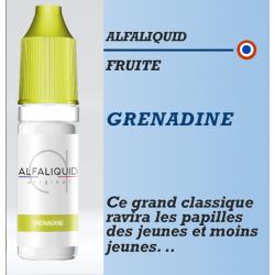 Alfaliquid - GRENADINE - 10ml