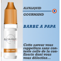 Alfaliquid - BARBE A PAPA - 10ml
