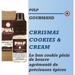 Pulp - CHRISTMAS COOKIES & CREAM - 10ml