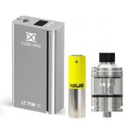 PACK BOX X-CUBE MINI + MELO 4 + 1 ACCUS 18650 DE 35 A