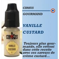 Cirkus - VANILLE CUSTARD - 10ml