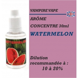 VAMPIRE VAPE - ARÔME WATERMELON ROCK - 30 ml