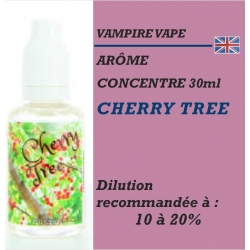 VAMPIRE VAPE - ARÔME CHERRY TREE - 30 ml