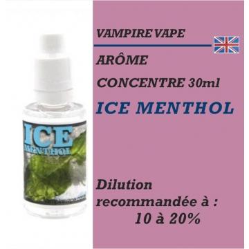 VAMPIRE VAPE - ICE MENTHOL - 30 ml