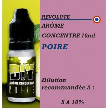 REVOLUTE - ARÔME POIRE - 10 ml