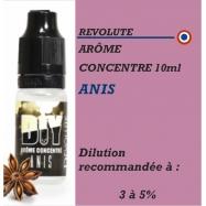 REVOLUTE - ANIS - 10 ml