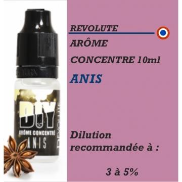 REVOLUTE - ARÔME ANIS - 10 ml