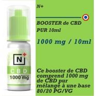 CBD - BOOSTER 1000 mg - 10 ml