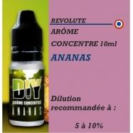 REVOLUTE - ARÔME ANANAS - 10 ml