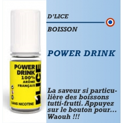 D'Lice - POWER DRINK - 10ml
