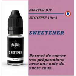MASTER DIY - ADDITIF SWEETENER - 10 ml
