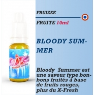Fruizee - BLOODY SUMMER - 10ml