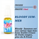 Fruizee - BLOODY SUMMER FRESH - 10-50-60-70ml