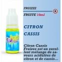 Fruizee - CITRON CASSIS - 10-50-60-70ml