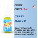 Fruizee - CRAZY MANGO - 10-50-60-70ml