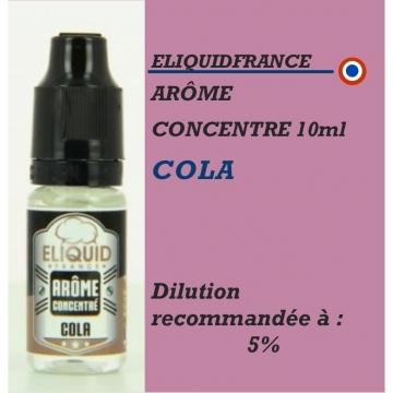 ELIQUIDFRANCE - ARÔME COLA - 10 ml