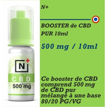 CBD - BOOSTER 500 mg - 10 ml