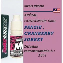 Swag Remix - ARÔME PANZIE - 10 ml