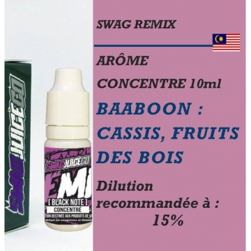 Swag Remix - ARÔME BAABOON - 10 ml