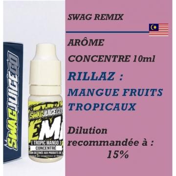 Swag Remix - ARÔME RILLAZ - 10 ml