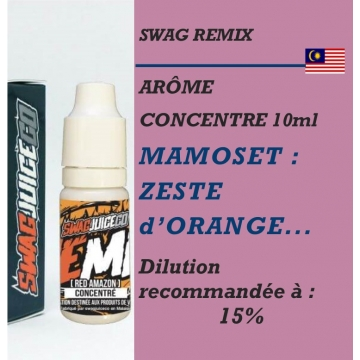 Swag Remix - ARÔME MARMOSET - 10 ml
