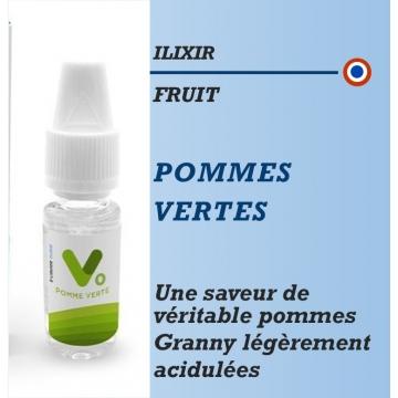Ilixir - VEGETOL CLOUD POMME - 10ml