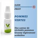 Ilixir - VEGETOL CLOUD POMME VERTE - 10ml