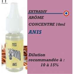 EXTRADIY - ANIS - 10 ml