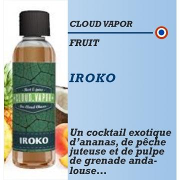 Cloud Vapor - IROKO SHAKE AND VAPE - 50ml