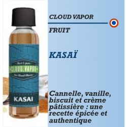 Cloud Vapor - KASAI SHAKE AND VAPE - 50ml