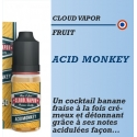 Cloud Vapor - ACID MONKEY - 10ml