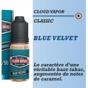 Cloud Vapor - BLUE VELVET - 10ml