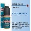 Cloud Vapor - BLUE VELVET - 50ml