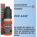 Cloud Vapor - RED LEAF - 10ml