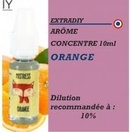 EXTRADIY - ARÔME ORANGE - 10 ml
