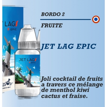 Bordo2 - JET LAG EPIC - 10ml