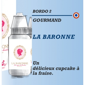 Bordo2 - LA BARONNE- 10ml