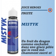 Juice Heroes - MISTYK - 50ml