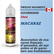 Twelve Monkeys - MACARAZ - 50ml