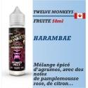 Twelve Monkeys - HARAMBAE - 50ml