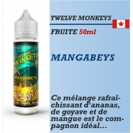 Twelve Monkeys - MANGABEYS - 50ml