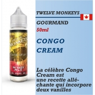 Twelve Monkeys - CONGO CREAM - 50ml