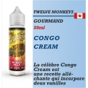 Twelve Monkeys - CONGO CREAM - 50ml
