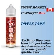 Twelve Monkeys - PATAS PIPE - 50ml