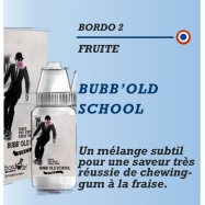 Bordo2 - BUBB'OLD SCHOOL - 10ml