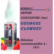 BORDO 2 - ARÔME GEORGES CLOWNEY- 10 ml