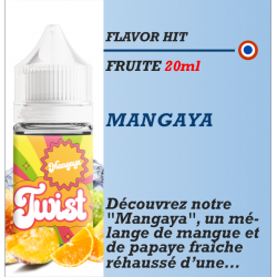 Flavor Hit - MANGAYA - TWIST - 20ml