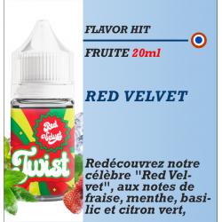Flavor Hit - RED VELVET - TWIST - 20ml